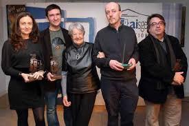 Javier Vallejo y Jesús Ruiz-Mantilla recogen los Premios Paco ... - 1292281208_850215_0000000000_sumario_normal