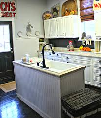 Cabinets For The Kitchen Decorating Silver Lowes Kitchen Faucet With Bowl Sink And