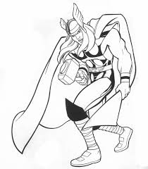 iron man coloring pages free printable thor coloring pages for kids 360coloringpages