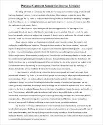 personal statement layout   Inspirenow