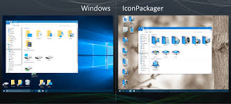 iconpackager software from stardock