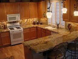 Kitchen Design Backsplash Granite Countertops Deliver Gorgeous Aesthetics In Kitchens And