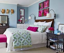 Teal And Purple Bedroom by Bedroom Colors