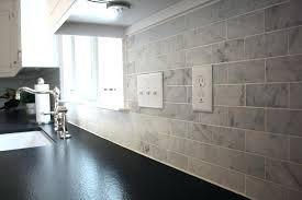 Saveemail Carrara Marble Backsplash Home Depot Marble Backsplash - Carrara tile backsplash
