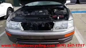 lexus v8 radiator for sale 1996 lexus ls 400 parts for sale save up to 60 youtube