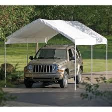 Canopy Carports Shelterlogic 10 Ft X 20 Ft Max Ap Canopy