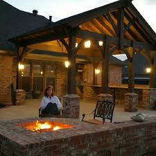 Simple Covered Patio Designs by Same Homeowner With His Original Design And Diy Back Porch Project