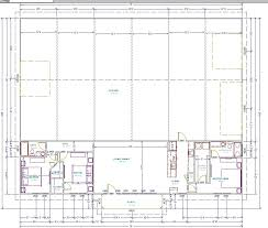 Metal Building Floor Plans For Homes Barndominium Plans Architecture U0026 Design Contractor Talk