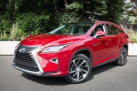 lexus rx 350 vs cadillac srx 2017 lexus rx 350 our review cars com