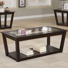 Simple Coffee Table by Coffee Table Attractive Glass Coffee Table Set Ideas Glass Topped