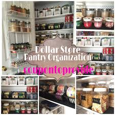 Cheap Kitchen Organization Ideas Pantry Organization Ideas On A Budget Dollar Store And Repurposed