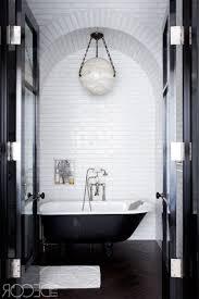 Vintage Black And White Bathroom Ideas 100 White Black Bathroom Ideas 30 Unique Bathrooms Cool And