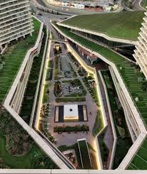 Urban Landscape Design by How Landscape Design Became The Most Important Feature Of Zorlu
