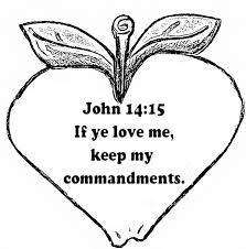 children u0027s gems in my treasure box love god obey his commandments