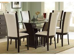 Round Dining Table Sets For 6 Glass Dining Tables Glass Dining Table Glass Dining Table Glass