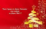 Toute l��quipe de Lyricis Interactive vous souhaite un Joyeux No��l.