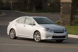 lexus manufacturer recall lexus stops deliveries and may recall hs 250h after nhtsa tests
