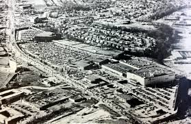 the life and death of great st louis malls nextstl aerial image of crestwood plaza c 1970
