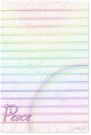 kindergarten lined writing paper 143 best modele liniaturi images on pinterest writing papers printable lined peace paper by jssanda deviantart com on deviantart