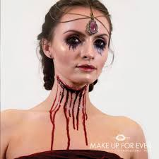 get spooky this halloween with make up for ever u0027s 10 haunting