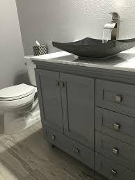 Best  Vessel Sink Vanity Ideas On Pinterest Small Vessel - Black bathroom vanity with vessel sink