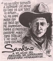 """""""Sandino guerrillero proletario"""" - texto del comandante Carlos Fonseca Amador - publicado en Bitácora de un nicaragüense en 2013 Images?q=tbn:ANd9GcSH783PrM7odY_SwAiEm6E25NWn42y7nOWBCmNBndvhswmr8U5F"""