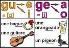 Exercices sur les valeurs de la lettre g - Les trouvailles de ...