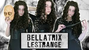 Bellatrix Lestrange Halloween Costume Diy Cosplay Bellatrix Lestrange