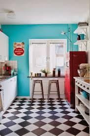 Best Kitchen Flooring Ideas Vintage Kitchen Flooring Ideas 2017 And Retro Pictures Best Black
