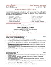Resume Verbiage Information Technology Specialist Resume Verbiage Examples