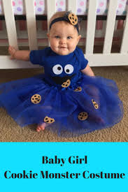 Cookie Monster Halloween Costumes by Adorable Baby Cookie Monster Costume Perfect For Halloween Or A