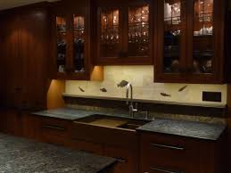 kitchen glass front kitchen cabinet design ideas with apron sinks