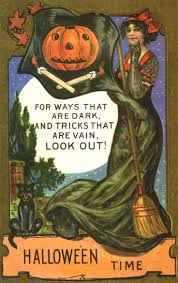 409 best vintage halloween cards images on pinterest vintage