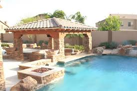 Enclosing A Pergola by Pergolas Ramadas And Gazebos Phoenix Landscaping Design U0026 Pool