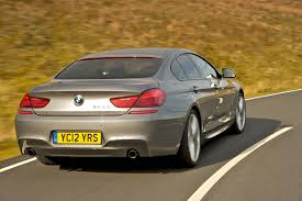 bmw 6 series gran coupe review 2012 parkers