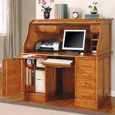 Solid Oak Office Furniture by Inspiring Oak Computer Desk Marvelous Home Design Inspiration With