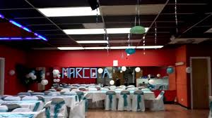 room creative party rooms for rentals home decor color trends