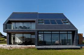 8 homes that generate more energy than they consume inhabitat