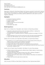 Sample Personal Resume by Bank Resume Examples Bank Teller Resume Sample Amp Writing Tips
