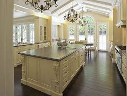 Off White Kitchen Cabinets With Black Countertops Granite Countertops For The Kitchen Hgtv Regarding Kitchen Ideas