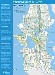 Washington Traffic Map by Sdot Winter Storm Information