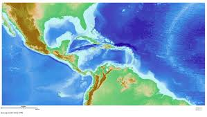 Map Of South America And Caribbean by Maps Cbth K 12 Outreach