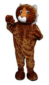 tiger halloween costumes buy puma cougar mascot costume 43702