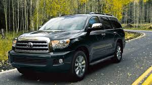 toyota cars usa 2017 toyota sequoia introduced starts at 45 460 usa