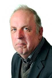 Councillor Trevor Webb, East Sussex County Council, Leader of the Labour Group – East Sussex County Council - Trevor_Webb