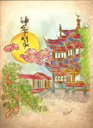 chinese house by masterkenny on deviantart