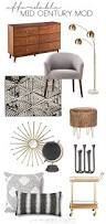 Best Modern Furniture by Ten Essential Items For Mid Century Modern Interiors Modern