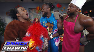 what day is thanksgiving in 2015 the first annual new day thanksgiving potluck dinner smackdown