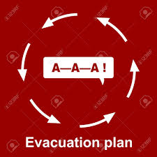 Fire Evacuation Plan In Restaurant by Free Evacuation Plan Template Contegri Com