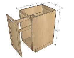 Best  Base Cabinet Storage Ideas On Pinterest Kitchen - Corner kitchen base cabinet